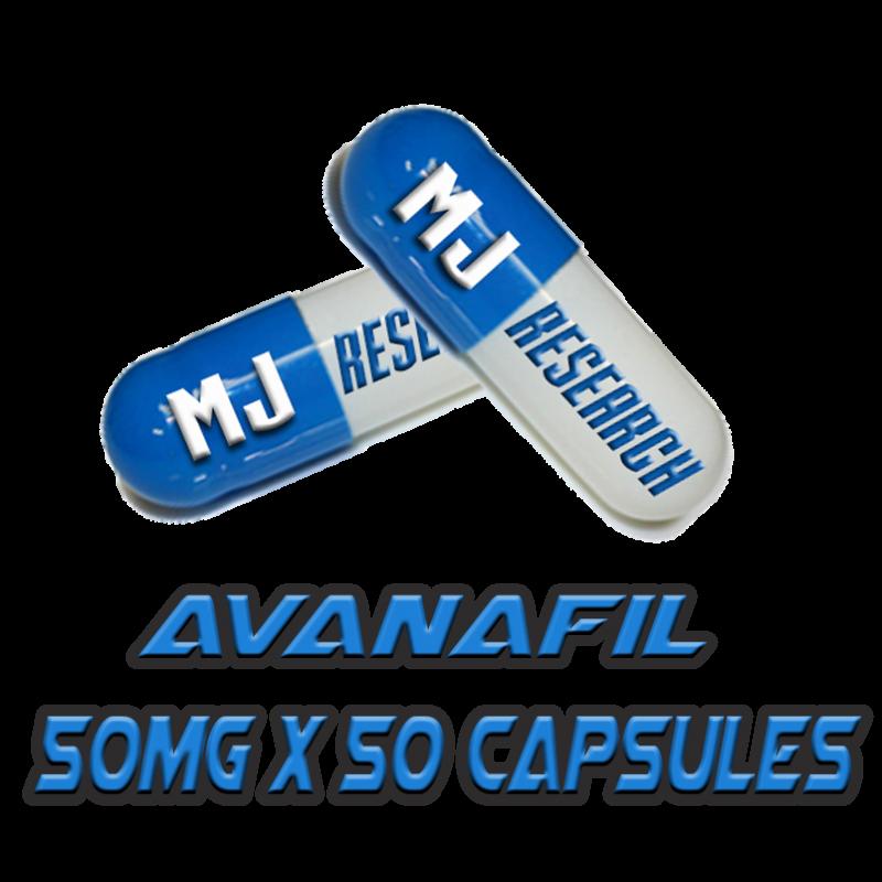 Avanafil Capsules