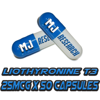 Liothyronine ( T3 ) Capsules