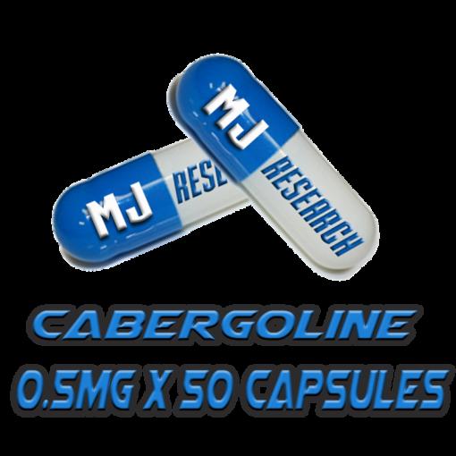 Cabergoline Capsules