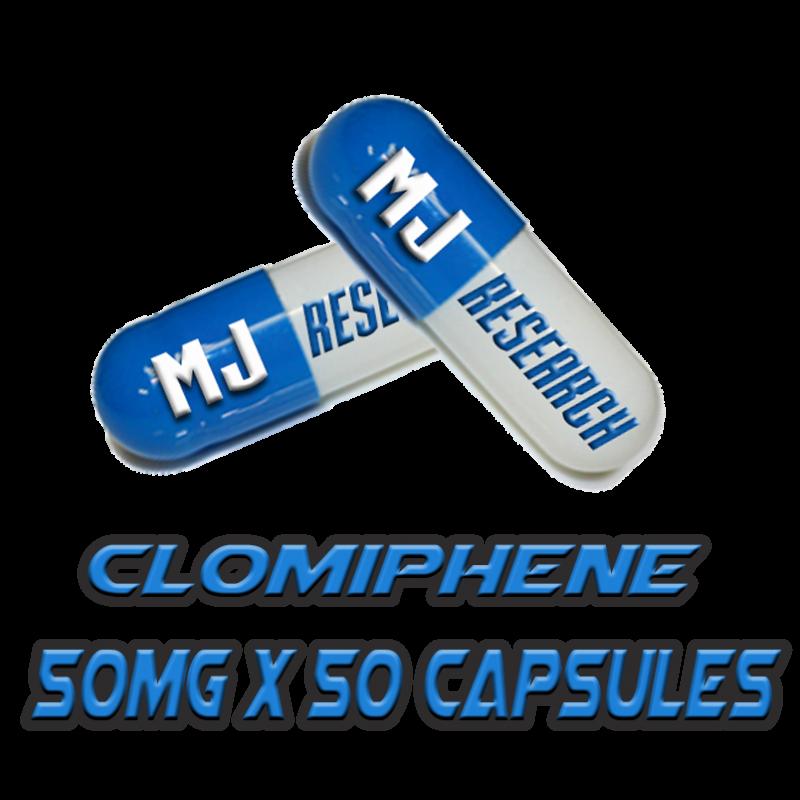Clomiphene Capsules